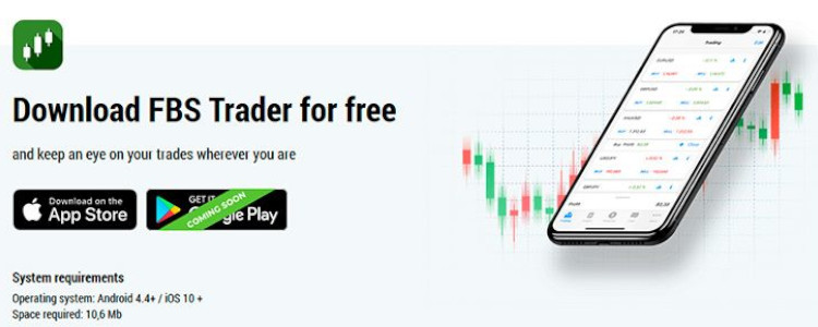 Welches Feedback hat die FBS Trader App?